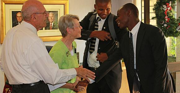 Arrival Day at the South Africa Missionary Training Centre (SAMTC ...