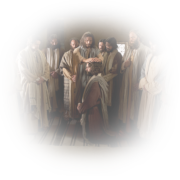 Jesus Calls Twelve Apostles To Preach And Bless Others Jesus Calls