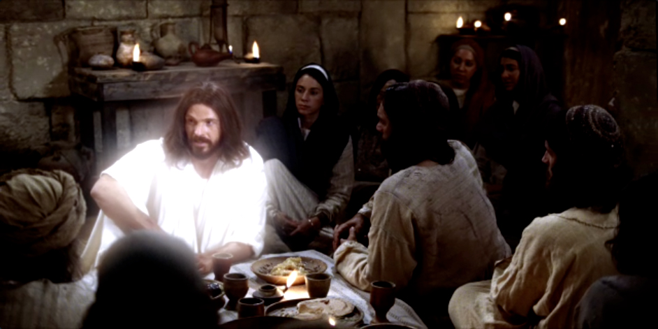 The Risen Lord Appears to the Apostles -