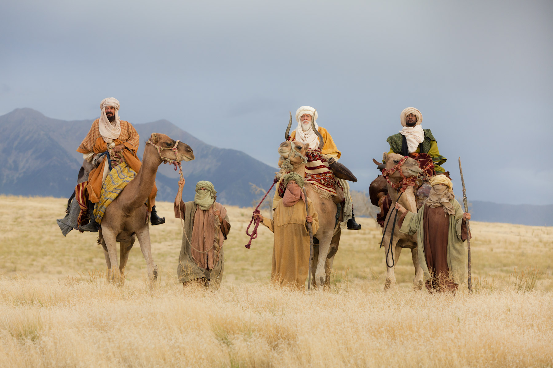 Who are the wise men 43