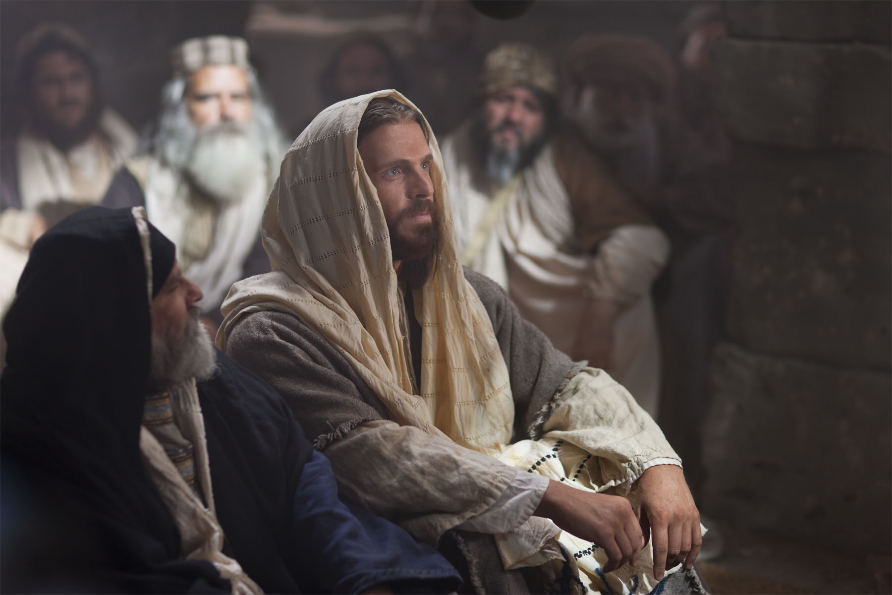 Image result for Jesus in the synagogue Pictures