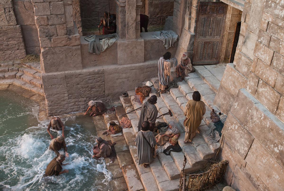 Image gallery estanque betesda for Piscina el guerra
