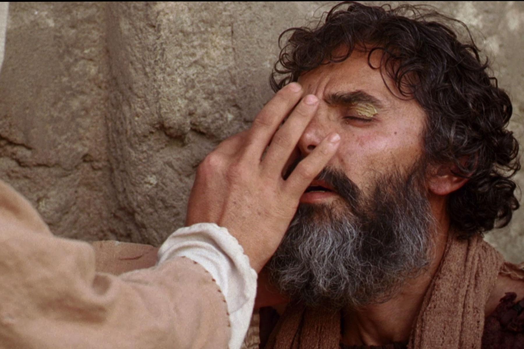 Jesus' healing today