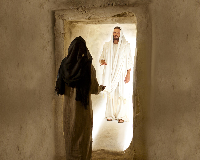 Jesus Resurrected