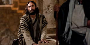 Jesus Is Tried by Caiaphas, Peter Denies Knowing Him