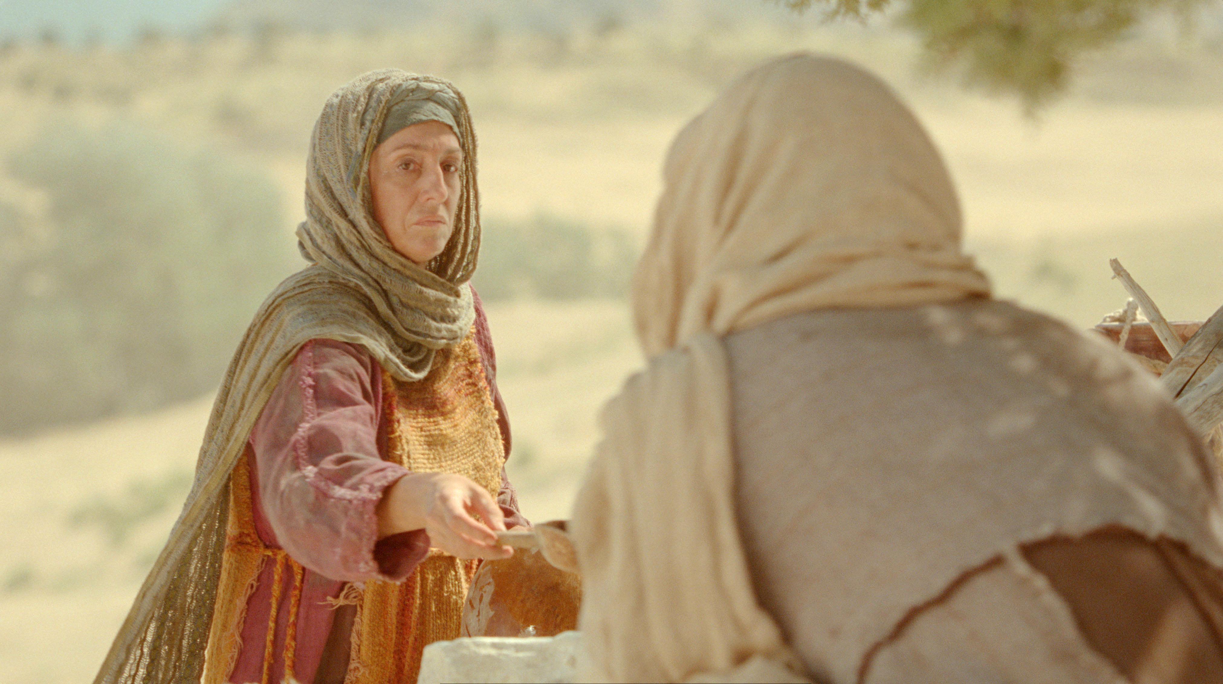 Image result for Samaritan woman