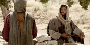 Jesus Teaches a Samaritan Woman