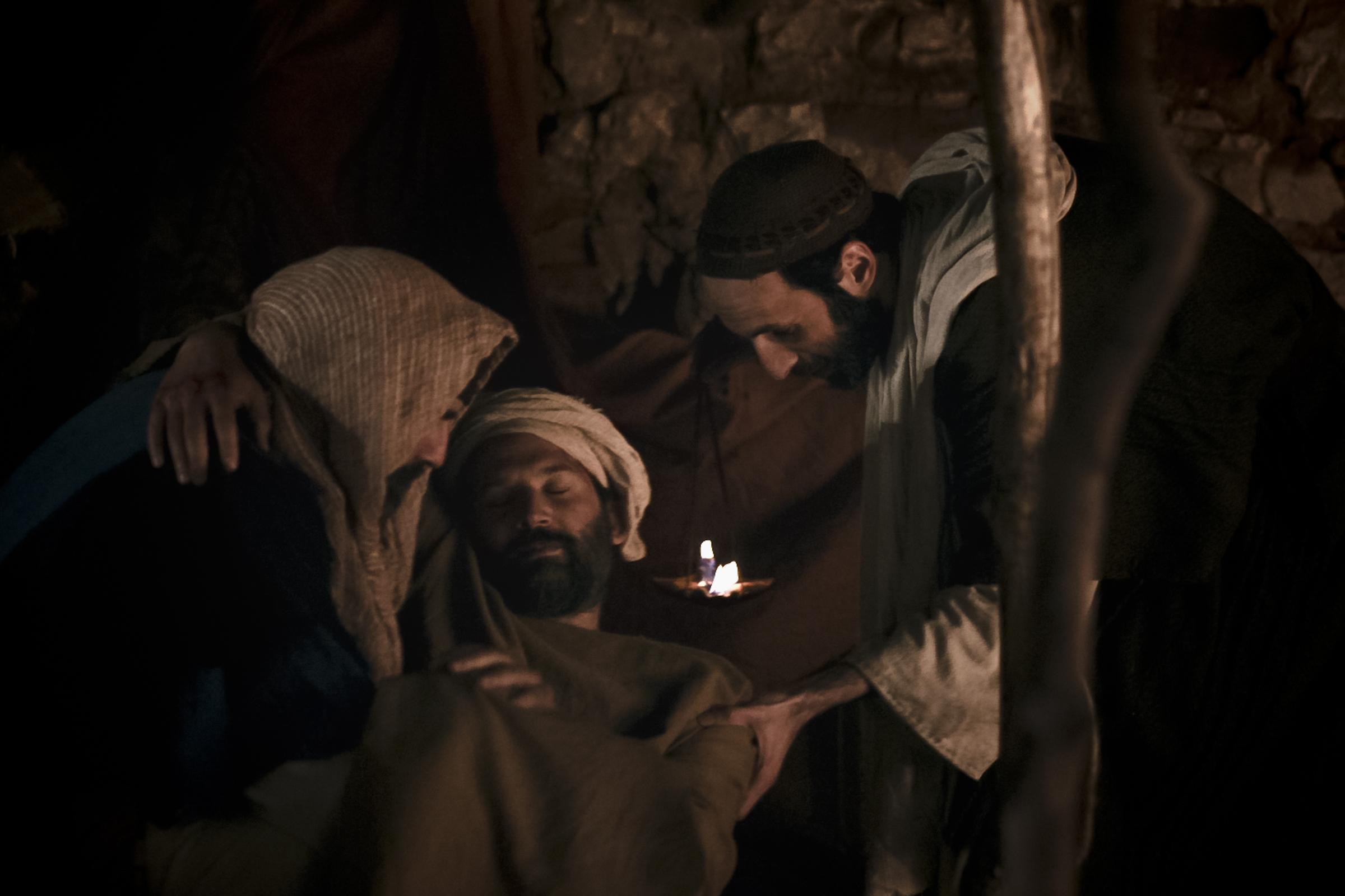 La parábola del Buen Samaritano - La parábola del buen samaritano