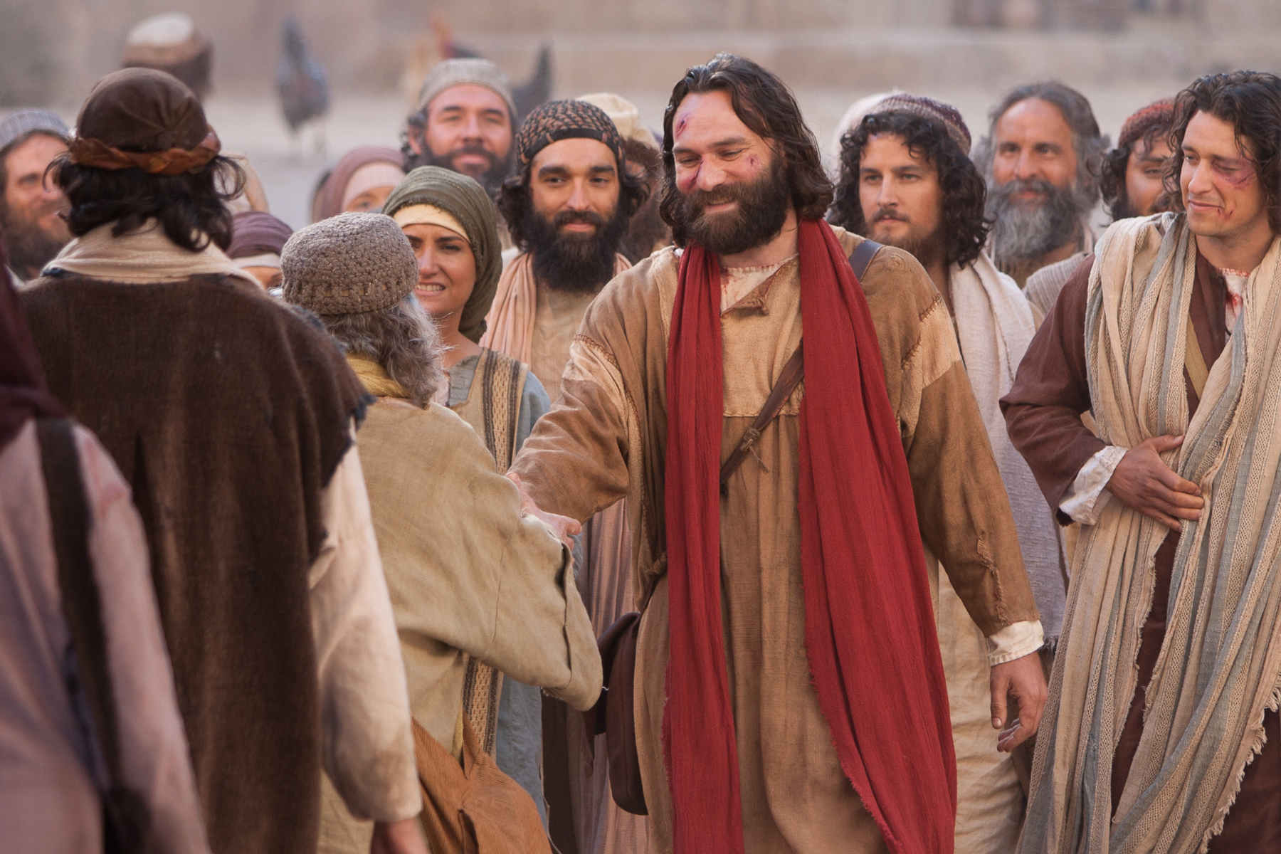 Peter and John Continue Preaching the Gospel -