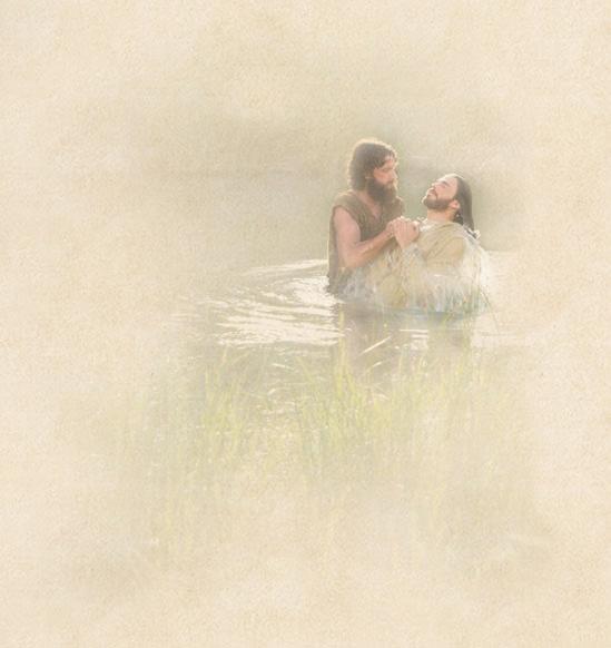 El bautismo de Jesús - El bautismo de Jesús