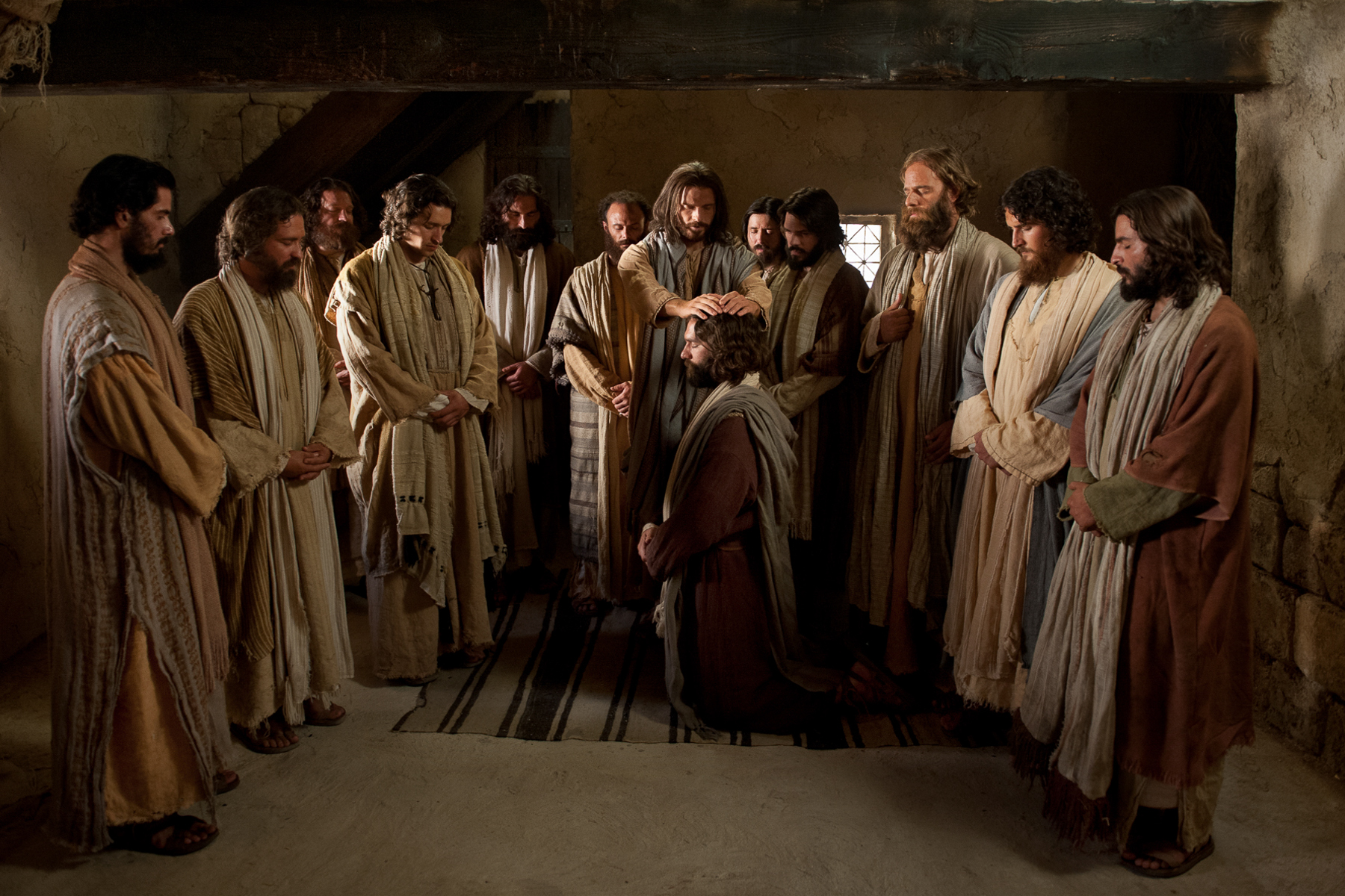 Jesus Calls The 12 Disciples - Lessons - Tes Teach