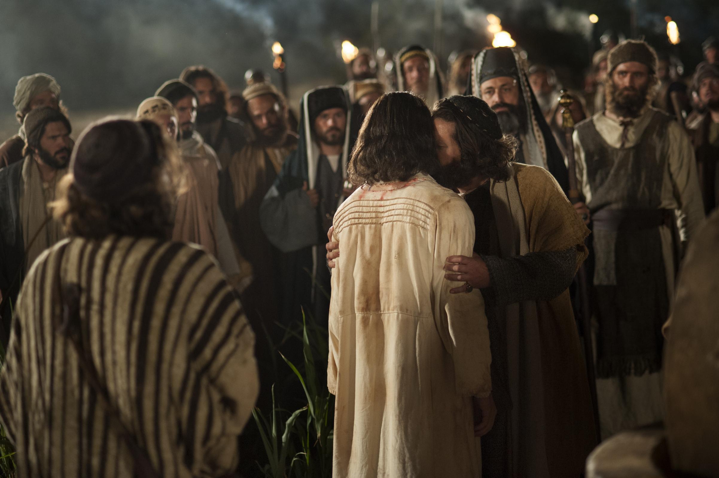 The Savior Suffers in Gethsemane - The Savior Suffers in Gethsemane