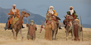 The Wise Men Seek Jesus