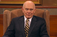 LDS Apostle Dallin H. Oaks