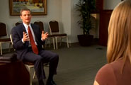 LDS Apostle David A. Bednar discussing gospel principles