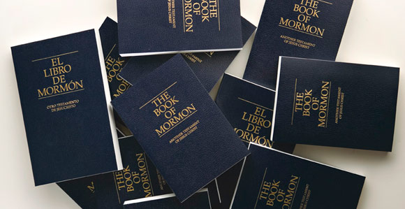 Ask for a free Book of Mormon!