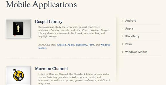 Latest Updates Make Gospel Library App Easier to Use Newsroom