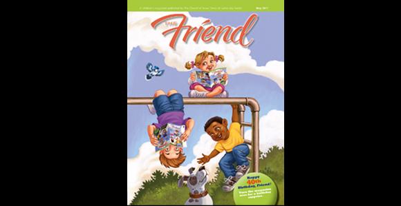 La revista Friend [Amigo] celebró 40 años de Funstuf [actividades ...