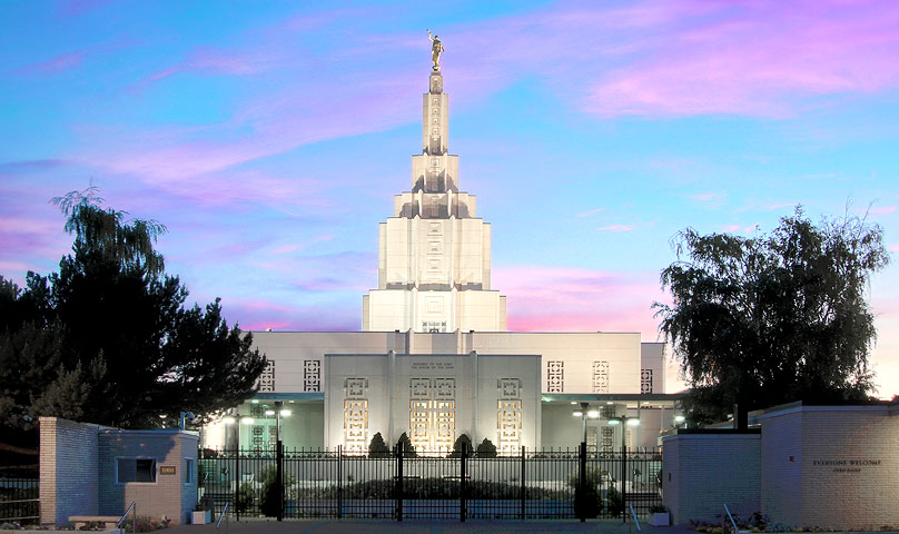 Image result for idaho falls temple