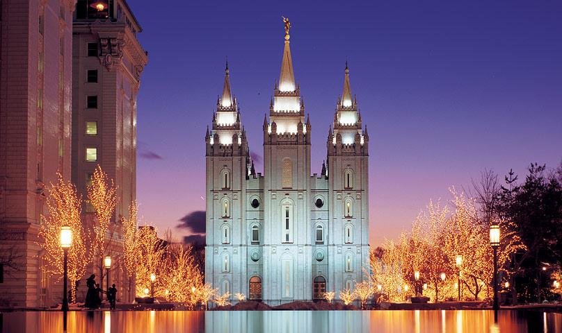 Templo Mormon Salt Lake City