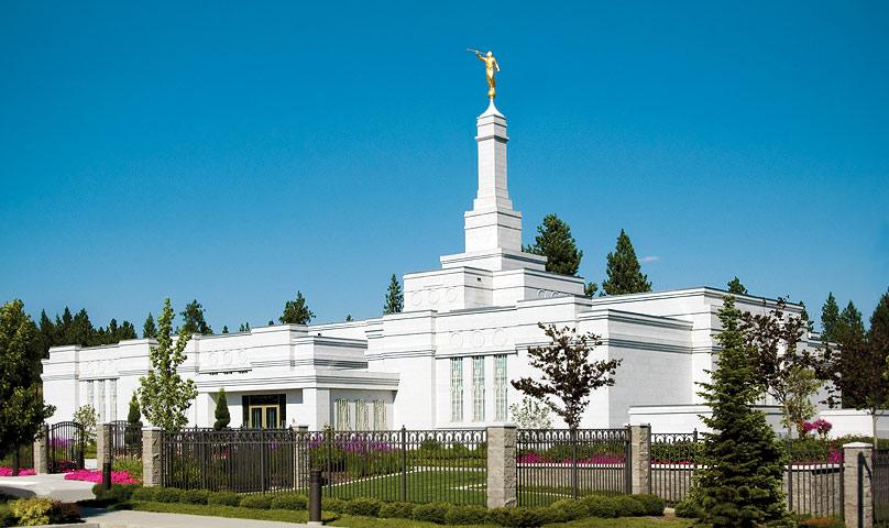 Spokane Washington LDS org Contact Address