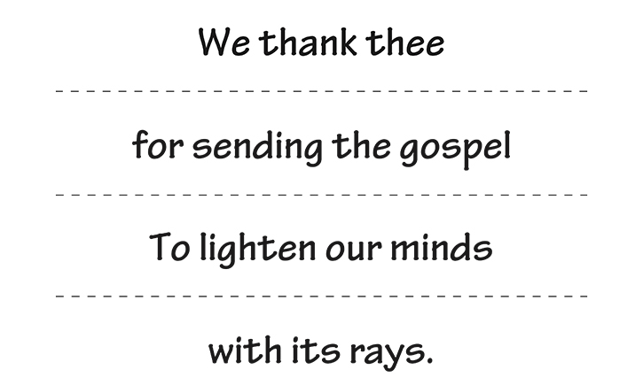 """Primary Music ideas/help: """"We Thank Thee, O God, for a Prophet"""""""