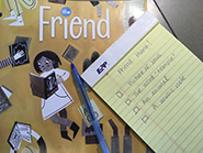 Friend magazine