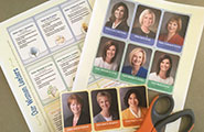 Women Leader cards