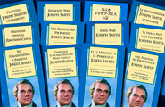Joseph Smith pamphlets in 12 languages