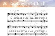 My Covenant Path sheet music