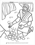 Book of mormon coloring pages ammon ~ Scripture Stories Coloring Book: Book of Mormon