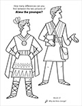 Ammon Coloring Page Coloring Coloring Pages