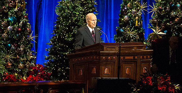 Lds Christmas Devotional 2020 2020 First Presidency Christmas Devotional   Church News and Events