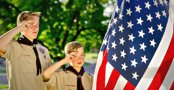 Image result for operation flag boy scouts