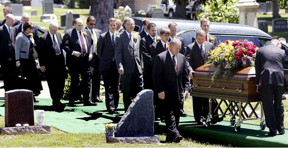 funeral service honors frances j monson s legacy of service