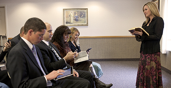 Church Announces 2014 Curriculum - Church News and Events