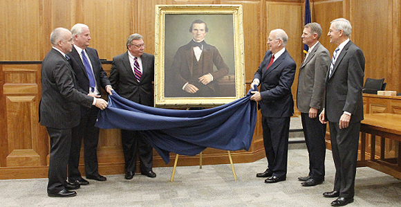Law School Honors Oliver Cowdery, First LDS Attorney - Church News