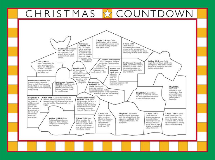 Pics Photos - Christmas Calendar History Events Quotes ...