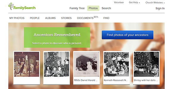 2013 was a banner year for family history