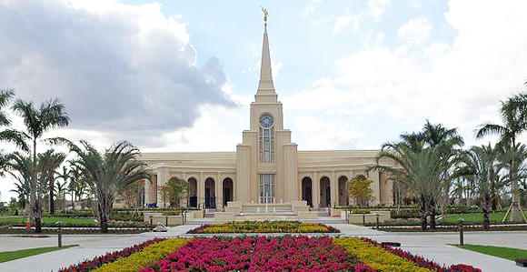 Fort Lauderdale Florida Temple Open House and Dedication ...
