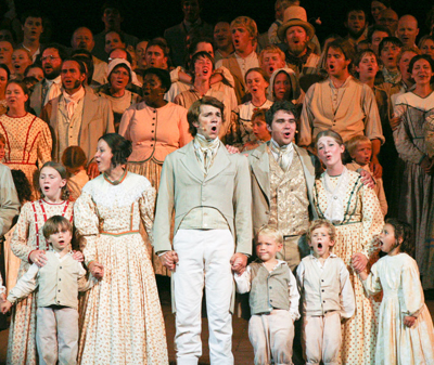 Actors Invited to Audition for Core Cast in Nauvoo Pageant ...