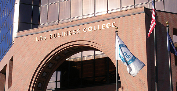 Lds Business College Honored For Its Efficient Student