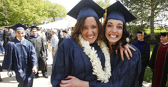 Byu Graduation 2020.Byu Graduation Honors Grads And President Samuelson Church