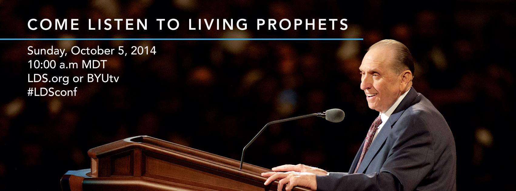 Herbst-Generalkonferenz 2014 - Nachrichten der Kirche