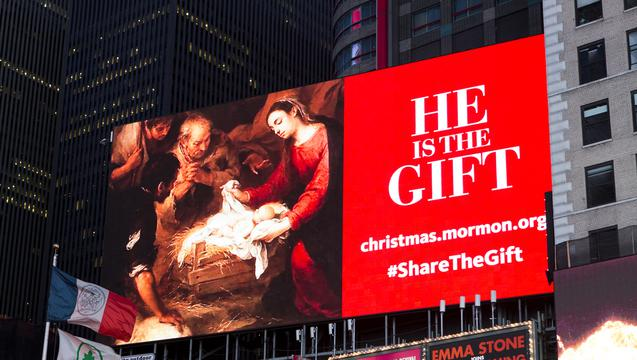 """Discover, Embrace, Share """"He Is the Gift"""" Video and Message ..."""