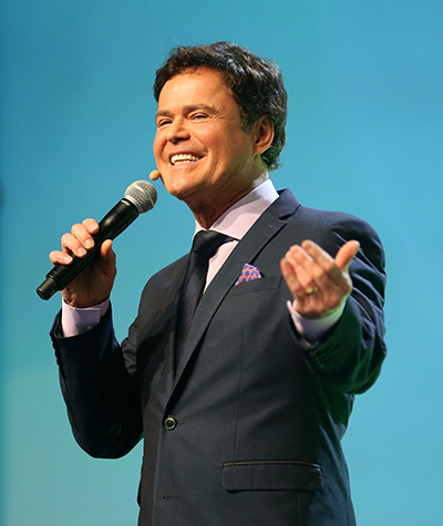 donny osmond soldier of love
