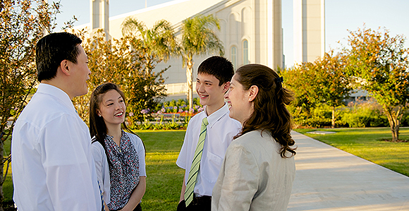 New Policy Prioritizes Family Time At Temples