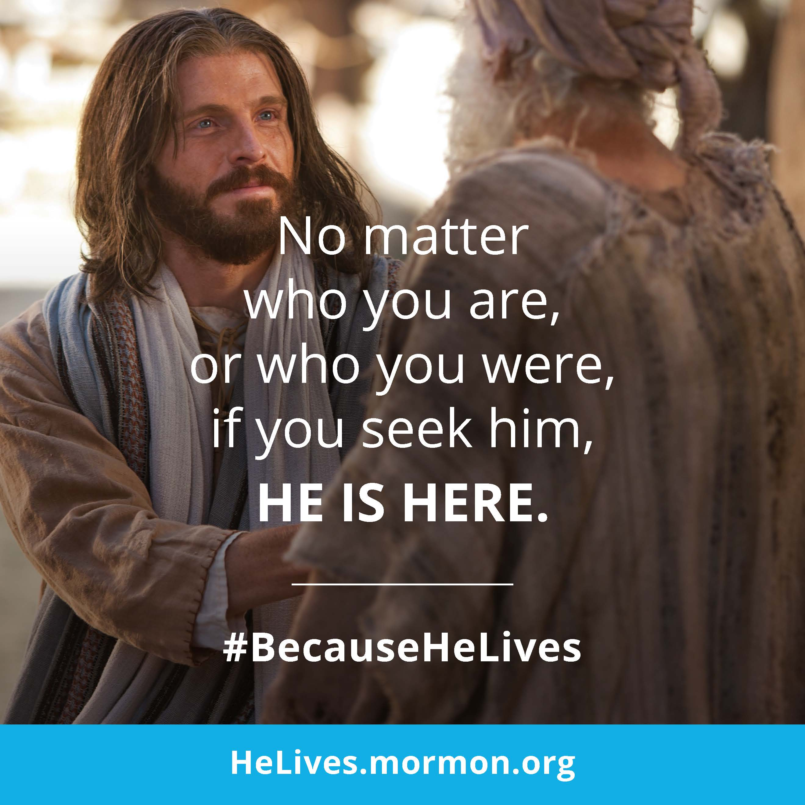 """Watch and Share """"Because He Lives"""" Easter Video - Church News and ..."""