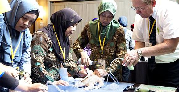 New Lds Charities Training Program To Improve Health Of