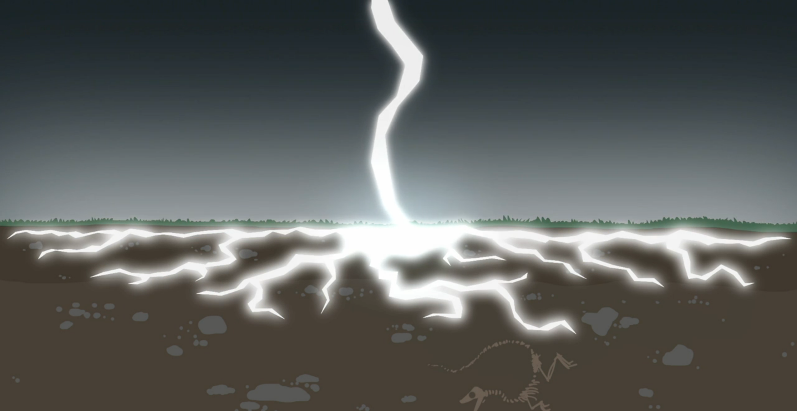 Learn Lightning Safety from Sam the Cloud on Safety